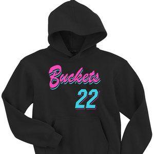 Jimmy Butler Buckets Miami Heat ADULT 3XL HOODIE